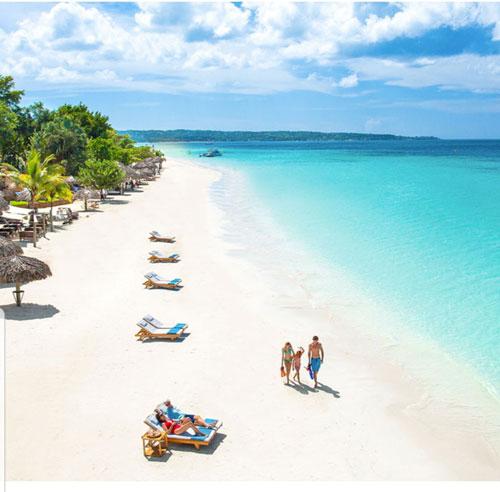 femdom jamaica beach